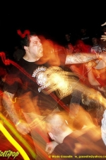 100 Demons - New England Metal and Hardcore Festival 2004 | Photos by Wade Gosselin