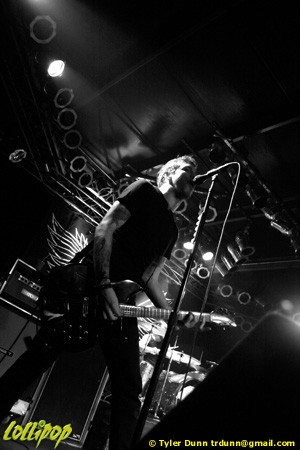Against Me! - Pop's Sauget, IL November 2007   Photos by Tyler Dunn
