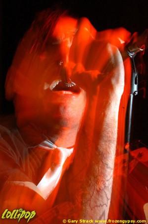 Anti-Flag - Starland Ballroom Sayerville, NJ November 2005 | Photos by Gary Strack