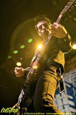 Anti-Flag - The Fillmore San Francisco, CA April 2008 | Photos by Raymond Ahner