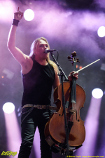 Apocalyptica - Hellfest Clisson, France June 2017 | Photos by Burcu Ergin