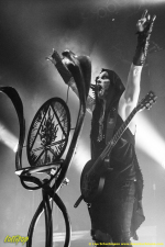 Behemoth - House of Blues Boston, MA November 2018 | Photos by Lisa Schuchmann