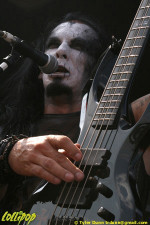 Behemoth - Ozzfest St. Louis, MO August 2007 | Photos by Tyler Dunn