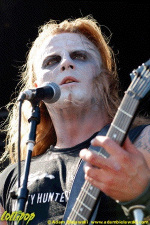 Behemoth - Ozzfest Tinley Park, IL August 2007 | Photos by Adam Bielawski