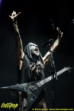 Behemoth - Rock Off Fest Istanbul, Turkey August 2015 | Photos by Burcu Ergin