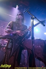 Behemoth - Slim's San Francisco, CA January 2010 | Photos by Raymond Ahner