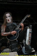 Behemoth - Sounds Of The Underground Mansfield, MA July 2006 | Photos by Bruce Bettis