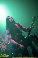 Behemoth - The Warfield San Francisco, CA April 2008 | Photos by Raymond Ahner
