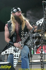 Black Label Society - Ozzfest Columbus, OH August 2005 | Photos by Chris Casella