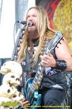 Black Label Society - Ozzfest Tinley Park, IL August 2010 | Photos by Adam Bielawski