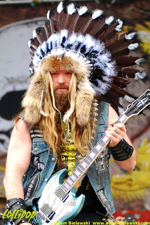 Black Label Society - Rock on the Range Columbus, OH May 2011 | Photos by Adam Bielawski