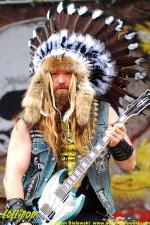 Black Label Society - Rock on the Range Columbus, OH May 2011 | Photos by Adam Bielawski