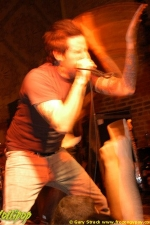 Boy Sets Fire - Northstar Bar Philadelphia, PA March 2006 | Photos by Gary Strack