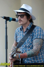 Butch Walker - Lollapalooza Chicago, IL August 2008 | Photos by Adam Bielawski
