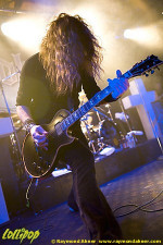 Candlemass - Slim's San Francisco, CA May 2008 | Photos by Raymond Ahner