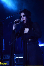 Chelsea Wolfe - Sinclair Cambridge, MA October 2017 | Photos by Lisa Schuchmann