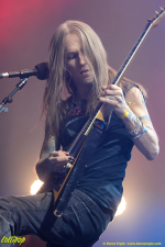 Children of Bodom - Hellfest Clisson, France June 2018 | Photos by Burcu Ergin