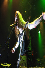 Children of Bodom - House of Blues Anaheim, CA April 2006 | Photos by Rick Florino