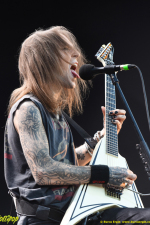 Children of Bodom - Rock Off Fest Istanbul, Turkey July 2016 | Photos by Burcu Ergin
