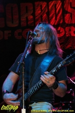 Corrosion of Conformity - Palladium Worcester, MA March 2005 | Photos by Bruce Bettis