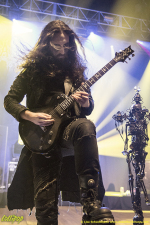 Cradle of Filth - Palladium Worcester, MA April 2018 | Photos by Lisa Schuchmann
