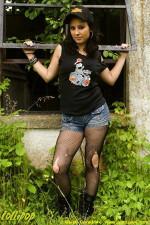 Cristina | Outdoor Fun | Photos by Ralph Cavallone