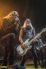 Dark Tranquillity - Palladium Worcester, MA October 2018 | Photos by Lisa Schuchmann