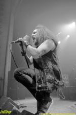 Death Angel - Palladium Worcester, MA February 2017 | Photos by Lisa Schuchmann
