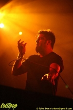 Deftones - The Pageant St. Louis, MO June 2007 | Photos by Tyler Dunn