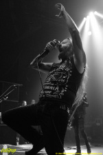 DevilDriver - The Palladium Worcester, MA February 2017 | Photos by Lisa Schuchmann