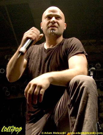 Disturbed - McElroy Auditorium Waterloo, IA May 2006 | Photos by Adam Bielawski