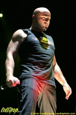 Disturbed - Ozzfest Columbus, OH July 2006 | Photos by Chris Casella