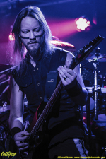 Ensiferum - Brighton Music Hall Brighton, MA January 2019 | Photos by Daniel Nyman