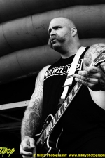 Every Time I Die - Warped Tour Mansfield, MA July 2014 | Photos by Nikky Photography