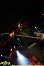 Godsmack - Rockstar Uproar Fest Mansfield, MA August 2012 | Photos by Nikky Photography