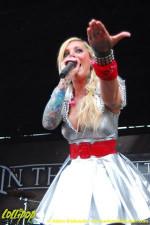 In This Moment - Rockstar Mayhem Chicago, IL July 2010 | Photos by Adam Bielawski