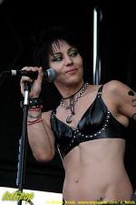 Joan Jett - Warped Tour Tinley Park, IL July 2006 | Photos by Alison Krick