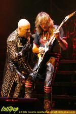 Judas Priest - Blossom Music Center Cleveland, OH May 2005 | Photos by Chris Casella