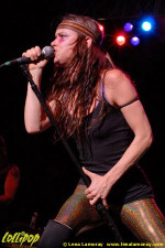 Juliette Lewis & the Licks - Bank of America Pavilion Boston, MA July 2007 | Photos by Lena Lamoray