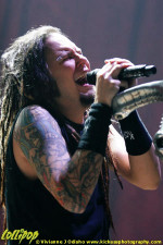 Korn - Allstate Arena Chicago, IL March 2006 | Photos by Vivianne J. Odisho