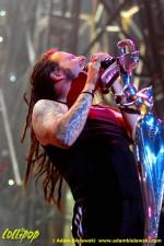 Korn - Rockstar Mayhem Chicago, IL July 2010 | Photos by Adam Bielawski