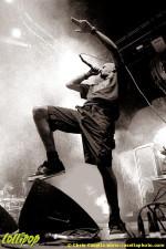 Lamb of God - U.S. Bank Arena Cincinnati, OH June 2006 | Photos by Chris Casella