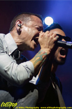 Linkin Park - Warped Tour Mansfield, MA July 2014 | Photos by Nikky Photography
