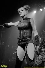 Lords of Acid - Gramercy Theater New York, NY October 2017 | Photos by Lisa Schuchmann