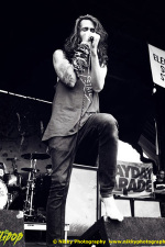 Mayday Parade - Warped Tour Mansfield, MA July 2014   Photos by Nikky Photography