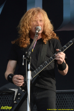 Megadeth - Hellfest Clisson, France June 2018 | Photos by Burcu Ergin