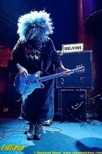 Melvins - Great American Music Hall San Francisco, CA January 2011 | Photos by Raymond Ahner