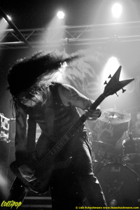 Necronomicon - Brighton Music Hall Allston, MA September 2016 | Photos by Lisa Schuchmann