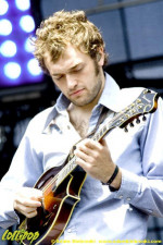Nickel Creek - Lollapalooza Chicago, IL August 2006 | Photos by Adam Bielawski