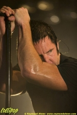 Nine Inch Nails - Shoreline Amphitheater Mountain View, CA May 2009 | Photos by Raymond Ahner